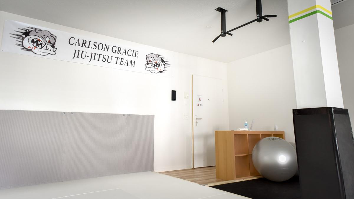 Gracie jiu-jitsu Dojo 5